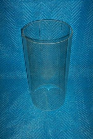 Wayne 615 Original Clear Glass Cylinder
