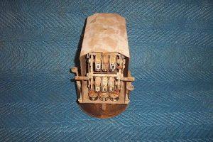 Veeder Root Computer With Indented Wheels, No Bell