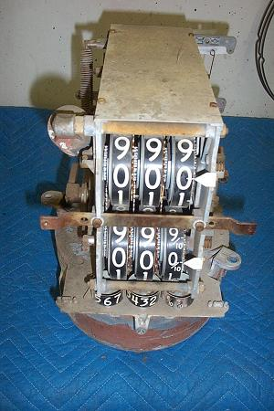 Model 56 Veeder Root Computer