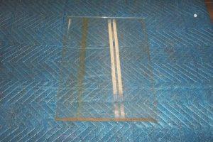 Neptune 855 Original Door Glass