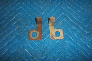 G&B 96 Door Lock Backing Plates