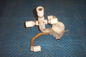 Wayne/MS 80 Electrical Manifold For Ad Glass Top