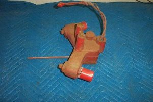 G&B 96 Electrical Manifold Non Ad Glass Pump