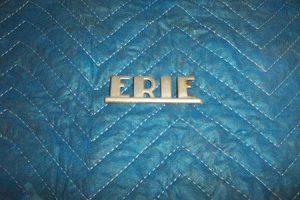 Erie 77 Upper Door Script