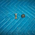 G&B 1002 Hose Outlet Bezel Fasteners