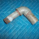 G&B 176 Hose Outlet Pipe