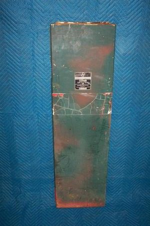 A.O. Smith L-3 ID Tag Side Panel