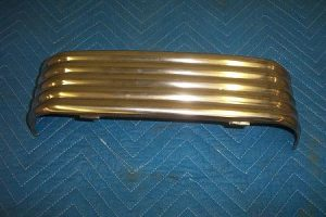 Erie 77 Lower Five Rib Stainless Trim