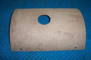 Rush H Stovepipe Lower Panel With Hole
