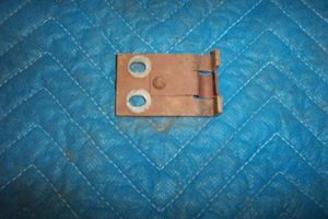 A.O. Smith 453 Lower Door Retainer