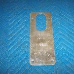 Wayne 500 Nozzle Receiver Scuff Plate