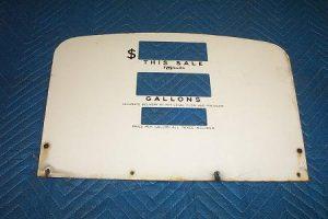 A.O. Smith 453 Porcelain Face Single Product