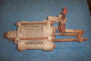 G&B 176 Pump Mechanism
