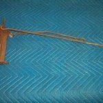 Wayne 100A Pump Turn On Cross Shaft With Linkage Rods