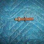 Wayne 100A Reset Crank Spindle Center Shaft