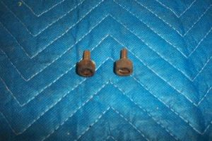 A.O. Smith 453 Side Panel Fasteners