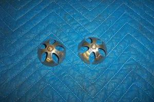Erie 77 Sight Glass Spinner