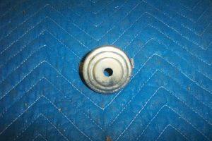 Neptune 855 Sight Glass Spinner Bezel