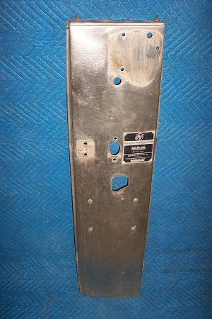 A.O. Smith 453 Stainless Nozzle Side Sheet Metal Twin Product