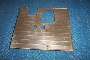 Wayne 511 Stainless Side Cover
