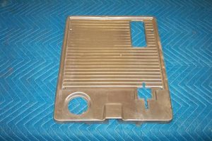 A.O. Smith L-3 Stainless Side Panel With Sight Glass Hole