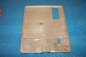 A.O. Smith L-3 Stainless Side Panel Without Sight Glass Hole