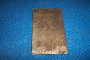 Veeder Root Steel Top Cover