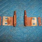 A.O. Smith 453 Top Door Pins