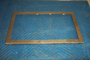 A.O. Smith L-3 Upper Stainless Door Frame