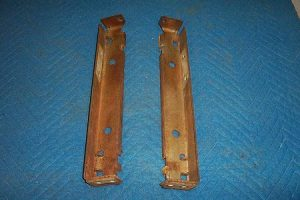 Wayne 100A Wheel Side Left And Right Frame Rails