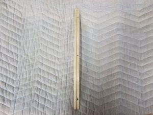 Tokheim39 Tall Long Glass Retainer