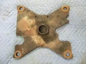 National A38 Top Frame Plate