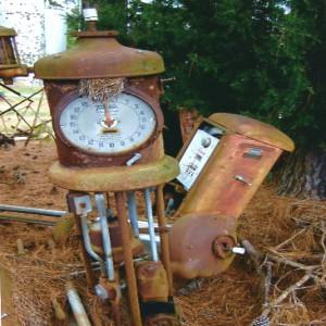 Tokheim 850 Clockface Pump